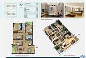 Bán căn góc tầng sân vườn chung cư CT4 Vimeco suất ngoại giao