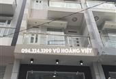 Bán nhà mới 100%, đúc 4 tấm, DT: 4x13m, đường 6m, Quang Trung, Gò Vấp. LH vũ hoàng Việt 0942243399