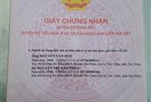 Chính chủ bán đất lô 9 khu phố 3, trung tâm thị trấn Tân Châu, Tây Ninh. LH: 0905285469/0988789485