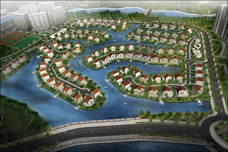 Thiết kế, mẫu nhà của Khu đô thị Ecopark | ảnh 8