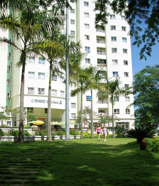 Hạ tầng, quy hoạch của Chung cư Conic Garden | ảnh 1