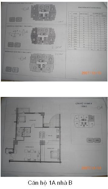 Thiết kế, mẫu nhà của Chung cư cao cấp CT5 Văn Khê | ảnh 1